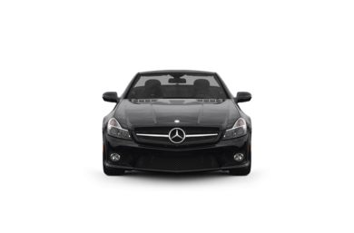 Surround Front Profile  2011 Mercedes-Benz SL63 AMG