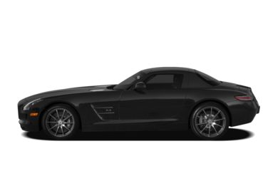 90 Degree Profile 2011 Mercedes-Benz SLS AMG