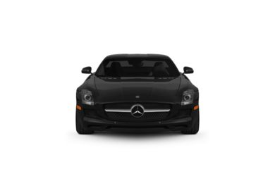 Surround Front Profile  2011 Mercedes-Benz SLS AMG