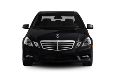 Grille  2011 Mercedes-Benz E350 BlueTEC