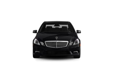 Surround Front Profile  2011 Mercedes-Benz E350 BlueTEC