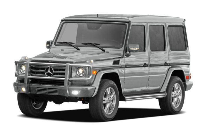 2011 Mercedes-Benz G550 Specs, Safety Rating & MPG ...