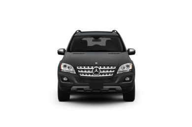 Surround Front Profile  2011 Mercedes-Benz ML350 BlueTEC