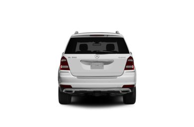 Surround Rear Profile 2011 Mercedes-Benz GL350 BlueTEC