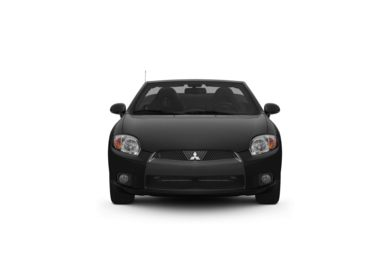 Surround Front Profile  2011 Mitsubishi Eclipse Spyder