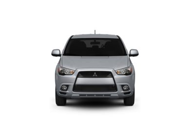 Surround Front Profile  2011 Mitsubishi Outlander Sport