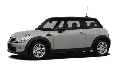 3/4 Front Glamour 2011 MINI Hardtop
