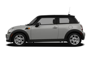 90 Degree Profile 2011 MINI Hardtop