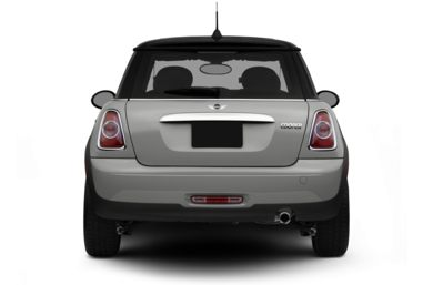 Rear Profile  2011 MINI Hardtop