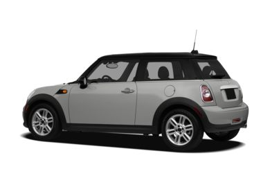 Surround 3/4 Rear - Drivers Side  2011 MINI Hardtop