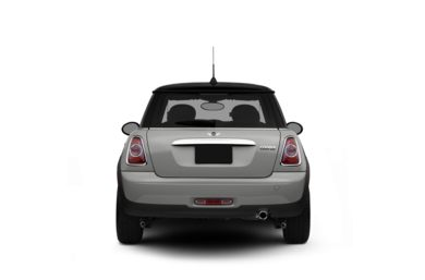 Surround Rear Profile 2011 MINI Hardtop