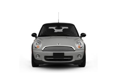 Surround Front Profile  2011 MINI Hardtop