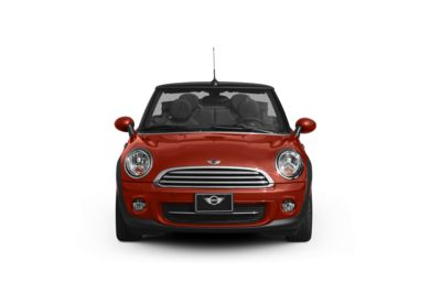 Surround Front Profile  2011 MINI Convertible