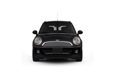 Surround Front Profile  2011 MINI Clubman