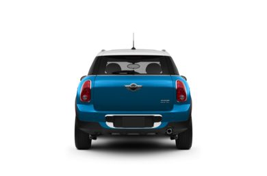 Surround Rear Profile 2011 MINI Countryman