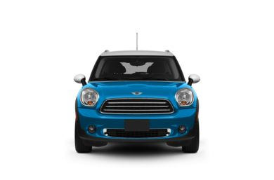 Surround Front Profile  2011 MINI Countryman