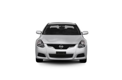 Surround Front Profile  2011 Nissan Altima