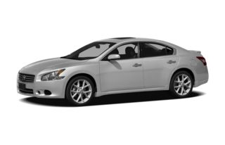3/4 Front Glamour 2011 Nissan Maxima