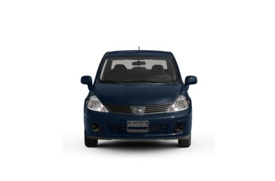 Surround Front Profile  2011 Nissan Versa