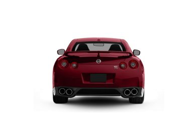 Surround Rear Profile 2011 Nissan GT-R
