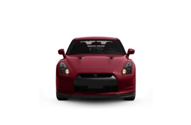 Surround Front Profile  2011 Nissan GT-R