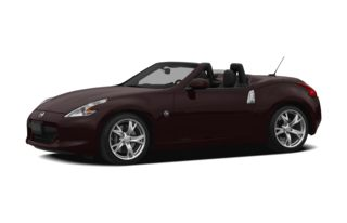 3/4 Front Glamour 2011 Nissan 370Z