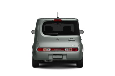 Surround Rear Profile 2011 Nissan Cube