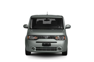Surround Front Profile  2011 Nissan Cube