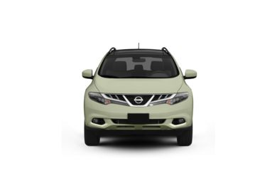 Surround Front Profile  2011 Nissan Murano