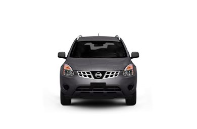Surround Front Profile  2011 Nissan Rogue