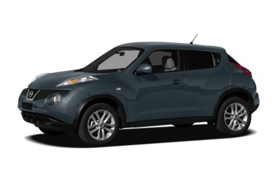 3/4 Front Glamour 2011 Nissan Juke