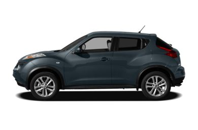 90 Degree Profile 2011 Nissan Juke
