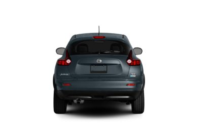 Surround Rear Profile 2011 Nissan Juke