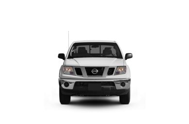 Surround Front Profile  2011 Nissan Frontier