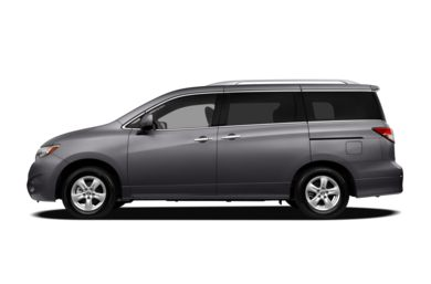 90 Degree Profile 2011 Nissan Quest