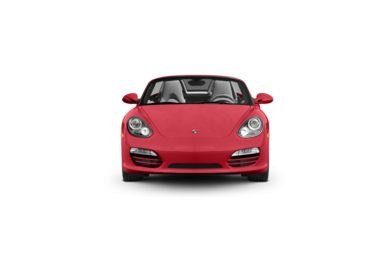 Surround Front Profile  2011 Porsche Boxster