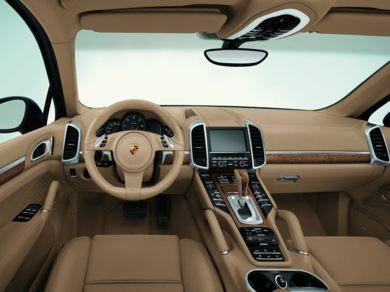 oem interior primary 2014 porsche cayenne - 2014 Porsche Cayenne Turbo S Interior