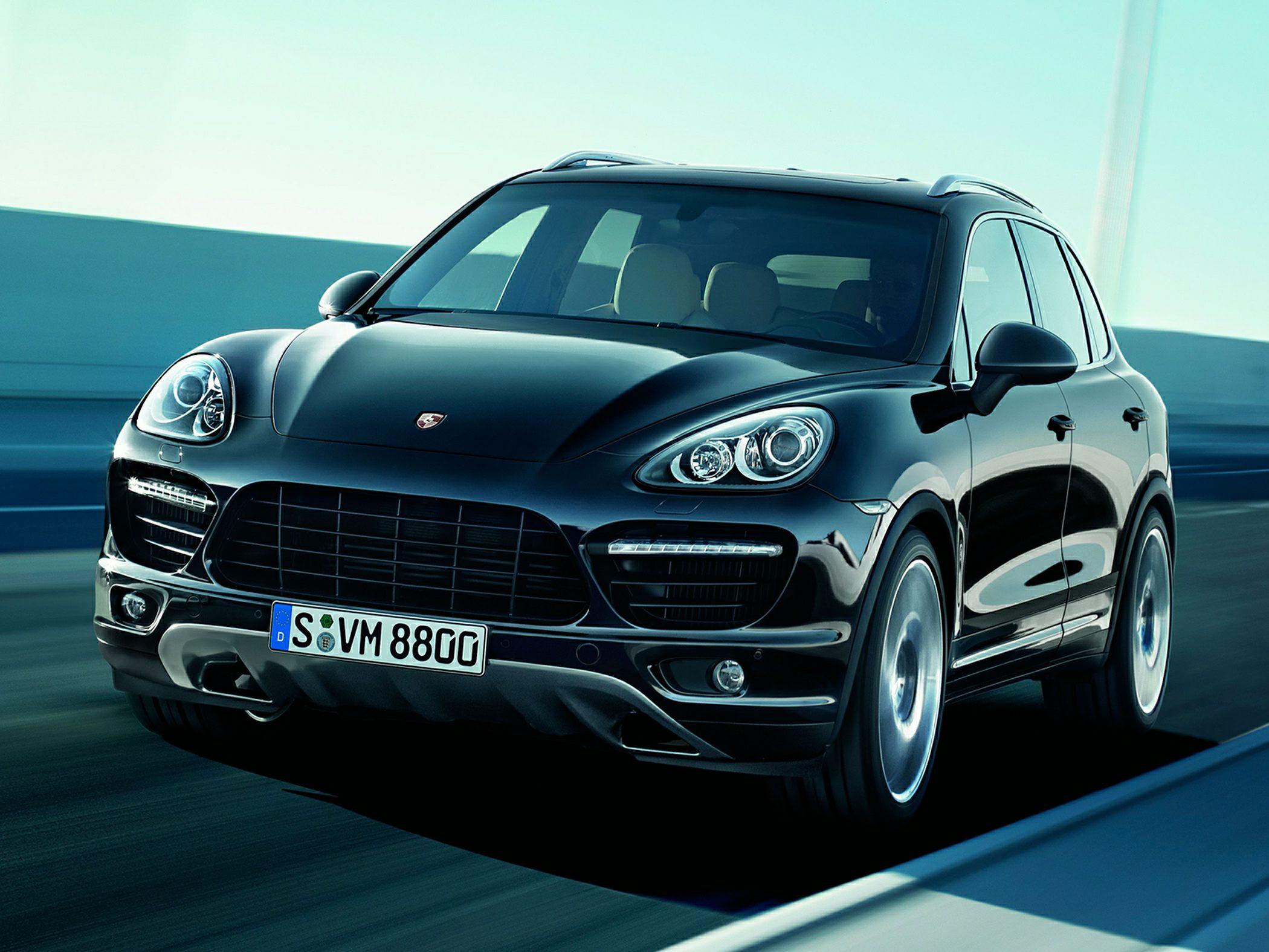 2014 Porsche Cayenne Styles Amp Features Highlights