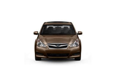 Surround Front Profile  2011 Subaru Legacy