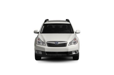 Surround Front Profile  2011 Subaru Outback