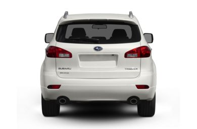 Rear Profile  2011 Subaru Tribeca