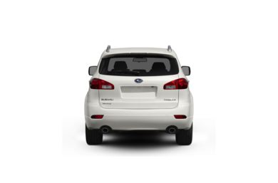 Surround Rear Profile 2011 Subaru Tribeca