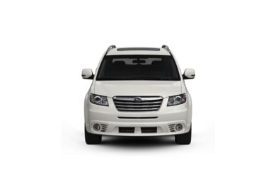 Surround Front Profile  2011 Subaru Tribeca