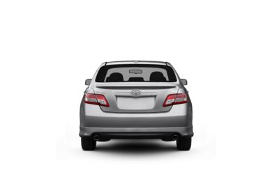 Surround Rear Profile 2011 Toyota Camry