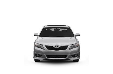 Surround Front Profile  2011 Toyota Camry