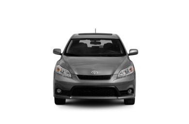 Surround Front Profile  2011 Toyota Matrix