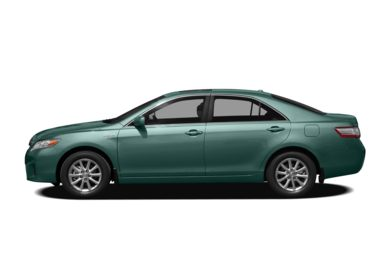 90 Degree Profile 2011 Toyota Camry Hybrid