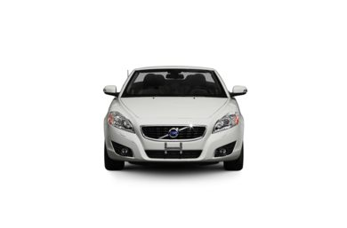 Surround Front Profile  2011 Volvo C70