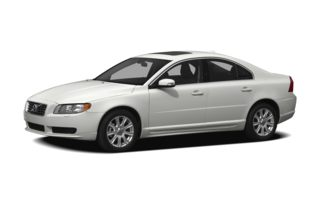 3/4 Front Glamour 2011 Volvo S80