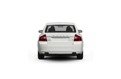 Surround Rear Profile 2011 Volvo S80